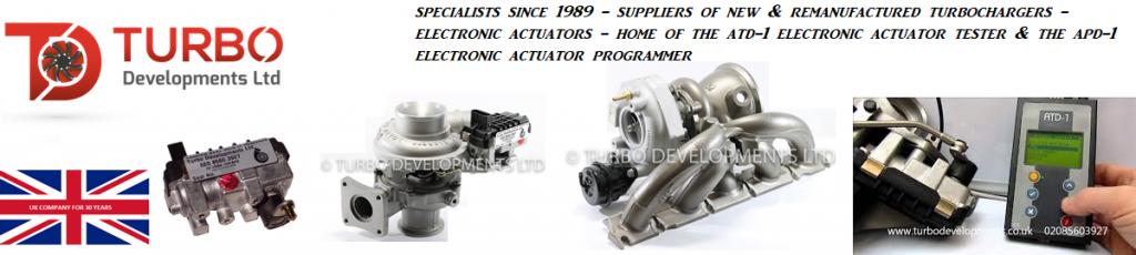 Turbo Developments LTD – Turbo Developments Shop